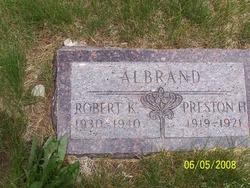 Robert Kent Albrand