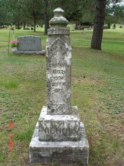 Dorothy Elmira <I>Hasbrouck</I> Nichols