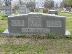 Laura Alice <I>Marker</I> Alberson