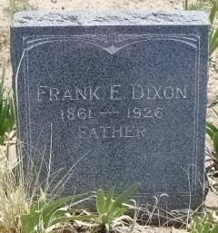 Franklin Edison Dixon