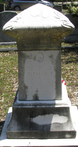 Clemon T Adams