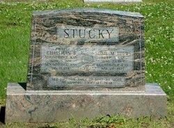 Susie M. <I>Toews</I> Stucky