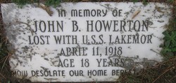 John Benjamin Howerton