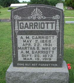 "Amos Monroe ""Roe"" Garriott"