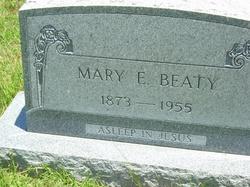 Mary Elizabeth <I>Pinkham</I> Beaty