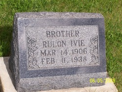 Rulon Ivie