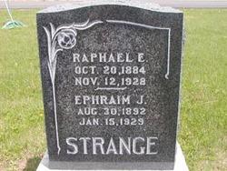 Raphael Edward Strange