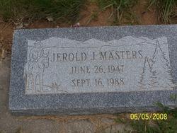 Jerold J Masters