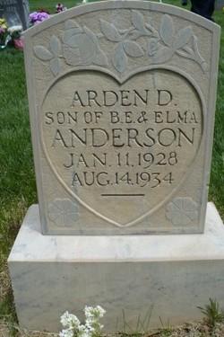 Arden David Anderson