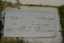 Willard Richard Christensen