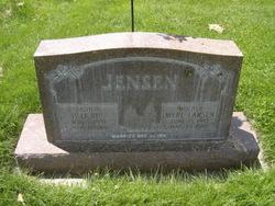Myrl Christine <I>Larsen</I> Jensen