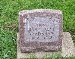 Mary Jane <I>Karn</I> Bradshaw