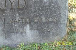 Martin Hutson Lloyd