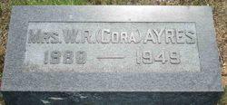 Cora <I>Ditto</I> Ayres