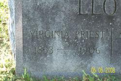 Virginia <I>Priest</I> Lloyd