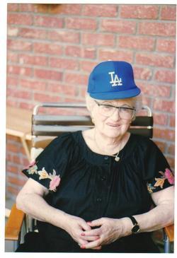 Betty <I>Loewenstein</I> Bernard