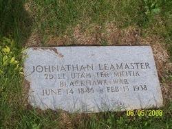 Johnathan Leamaster