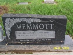 John Frank Memmott