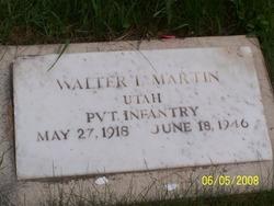 Walter Lewis Martin