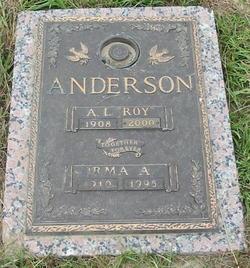 "Albert Leroy ""Roy"" Anderson"