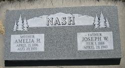Joseph Wilbur Nash