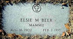 Elsie Maybelle <I>Bonds</I> Beer