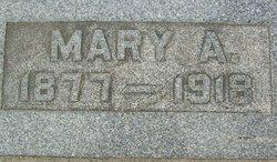 Mary Alice <I>Adams</I> Whitesides