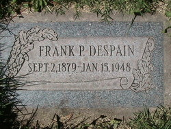 Frank Parley Despain