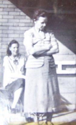 Mary <I>Smith</I> Garland