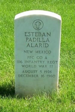 Esteban Padilla Alarid