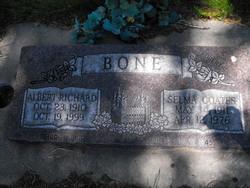 "Albert Richard ""Dick"" Bone"