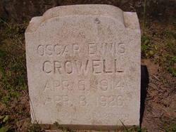 Oscar Ennis Crowell