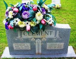 Charlie L Clement