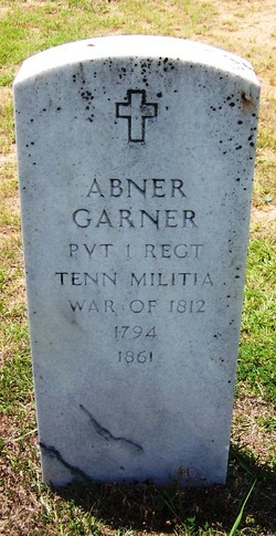 Abner Garner
