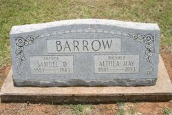 Althea May <I>Fultz</I> Barrow