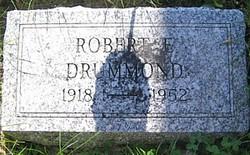 Robert Erwin Drummond
