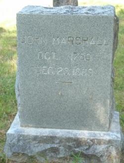 John Ligett Marshall, Sr