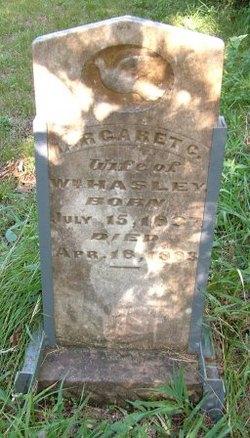 Margaret <I>Griffin</I> Hasley
