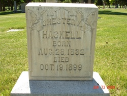 Chester Kise Haskell