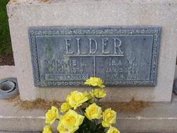 Minnie Louise <I>Steffenhagen</I> Elder
