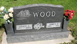 Grace L <I>Williams</I> Wood
