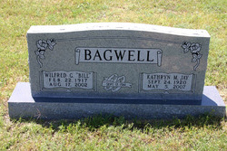 """Wilfred George """"Bill"""" Bagwell"""