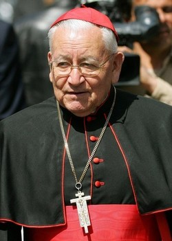 Cardinal Rosalio José Castillo Lara
