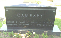 Louise C. <I>Getty</I> Campsey
