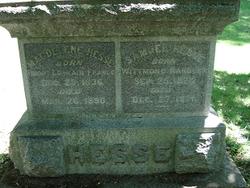 "Magdalena ""Magdelene"" <I>Ebersole</I> Hesse"