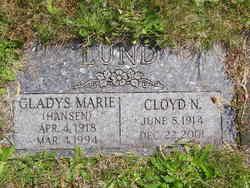Cloyd N. Lund