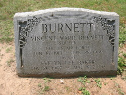 "Col Vincent Ward ""Squeek"" Burnett"
