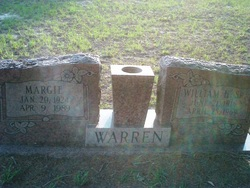 Margie <I>Peterson</I> Warren