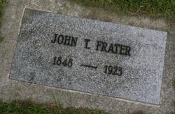 John Taylor Frater