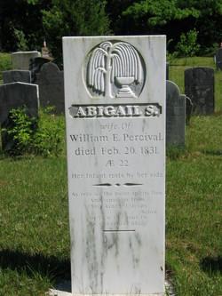 Abigail Sturges <I>Goodspeed</I> Percival